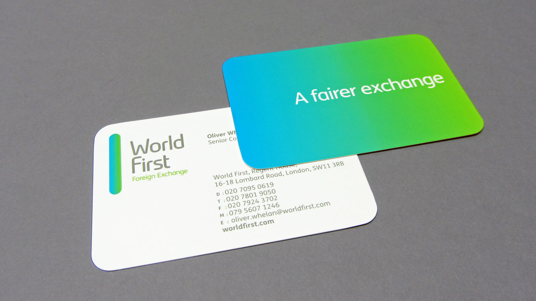World first business card freestyle print london printers uk rounded corners business cards project description zoom move your mouse over image or click to enlarge colourmoves
