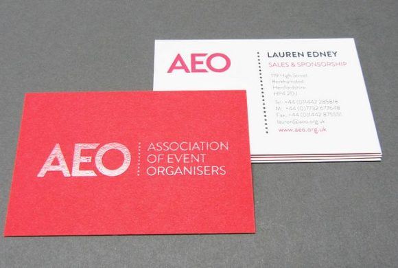Debossed business cards archives freestyle print london printers uk association of event organisers business card reheart